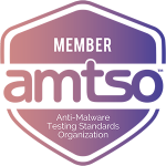 Member of AMTSO - Anti-Malware Testing Standards Organization