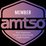 Member of AMTSO - Anti-Malware Testing Standards Organization